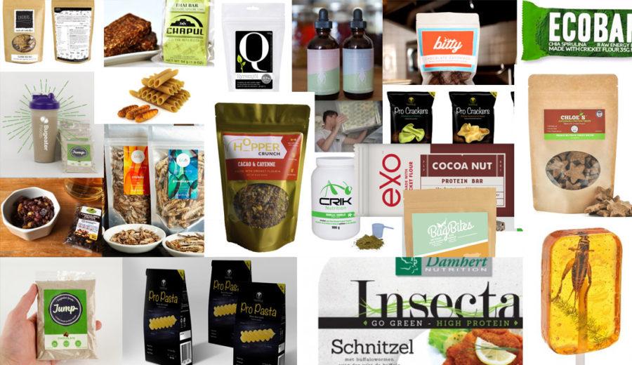 insektsprodukter