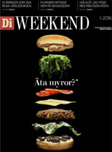 DI Weekends intervju med Bug Burger