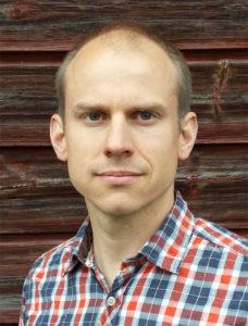Nils Österström, projektledaren och innovatören på Tebrito AB.