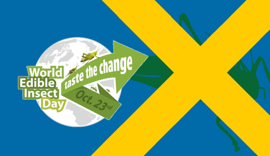 World Edible Insects Day Sweden
