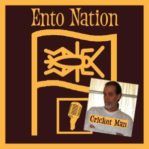 The Cricket Man