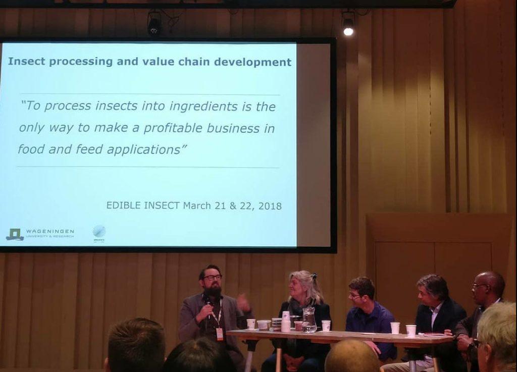 I had the honor to be part of a panel (photo: Saara-Maria Kauppi)