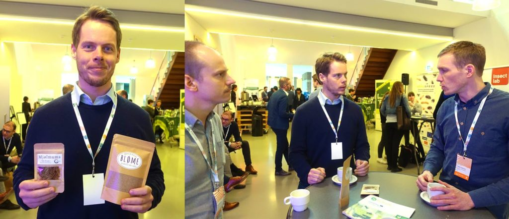 A couple of guys from the Nordics: Alexander Solstad Ringheim from Invertapro (Norway), Nils Österström, Tebrito (Sweden) and Jonas Lembcke Andersen, DTI (Denmark) (photo: Bugburger)
