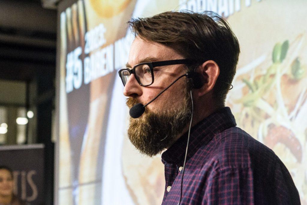 Föredrag: 10 visioner om hur insekter kan slå igenom i Sverige